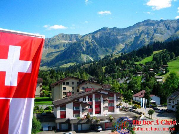 Một số thuận lợi khi chọn du học Thụy Sĩ