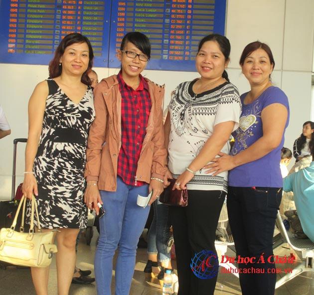 Visa du học Mỹ – Cảm nhận của HS Hồ Bảo Nhi