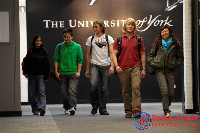 Du học Canada cùng học bổng đại học York