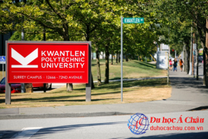 Du học Canada, đại học Kwantlen, dịch vụ du học canada