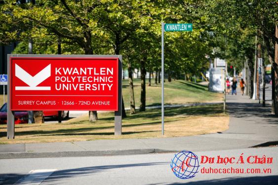 Du học Canada – Đại học Kwantlen chuyên ngành kĩ thuật