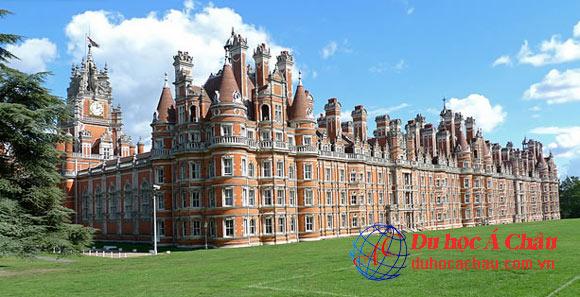 Du học Anh trường Royal Holloway University Đại học tổng hợp London