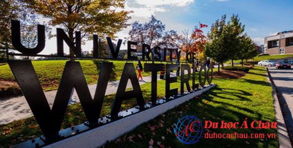 du học canada đại học Waterloo (Waterloo of University)