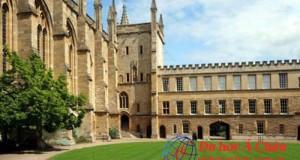 đại học Oxford, The University of Oxford, du học anh