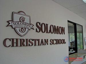 học bổng du học mỹ, trường phổ thông Solomon Christian, công ty tư vấn du học mỹ