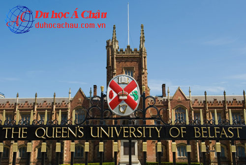 queen's university, đại học queen, du học canada