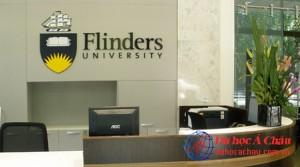 trường đại học Flinders, Flinders university, du học úc