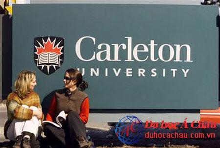 Đại học Carleton, du học canada Carleton University