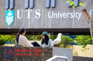 Đại học công nghệ Sydney UTS, du hoc uc