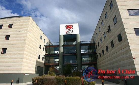 Đại học Tasmania UTAS, du học úc 2020
