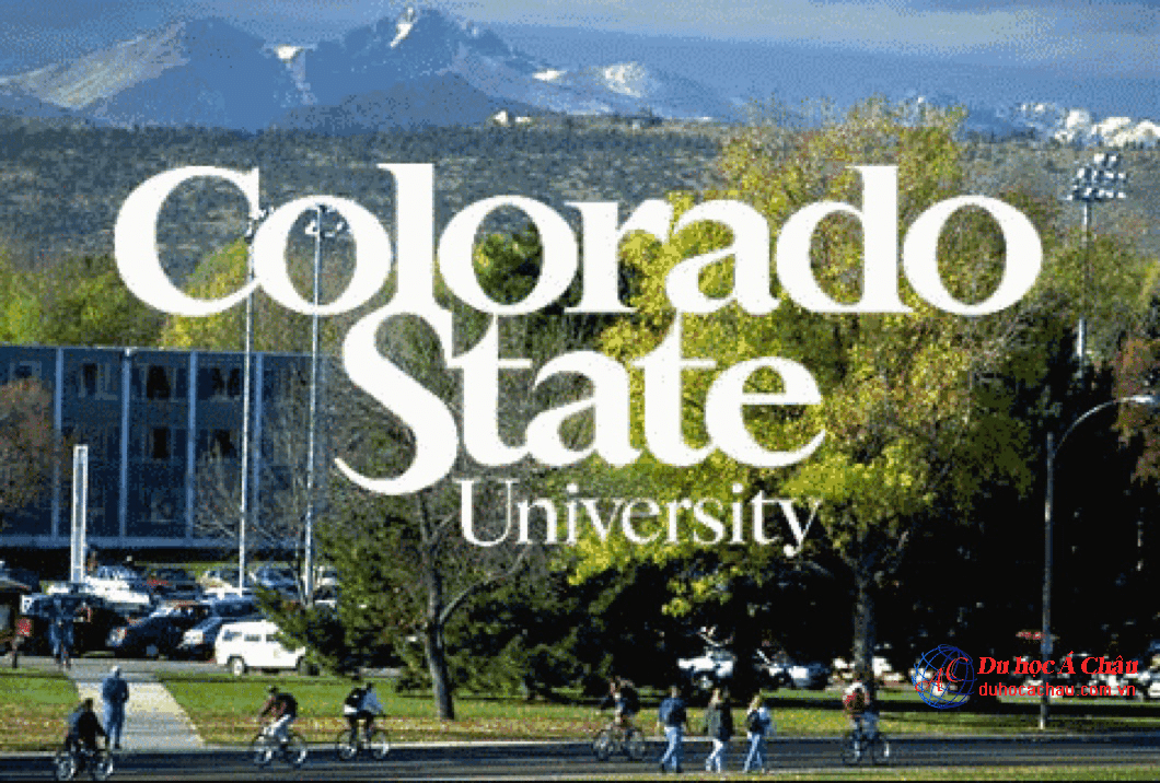 Đại học Colorado State, du học mỹ