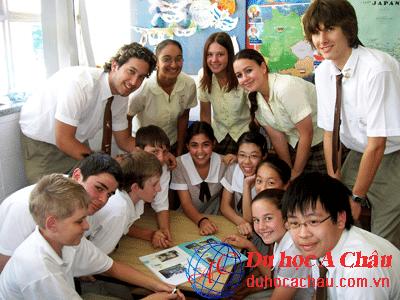 Hệ thống giáo dục trung học Mỹ – Tư vấn du học Á Châu