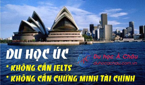Du học nghề tại Úc không cần tiếng Anh IELTS và chứng minh tài chính