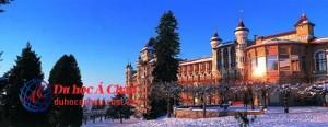 Swiss Hotel Management School , trường shms