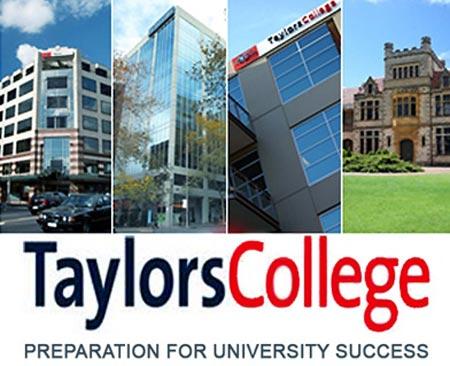 Tư vấn du học Úc 2017 trường Taylors College