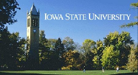 Kết quả hình ảnh cho trường iowa state university