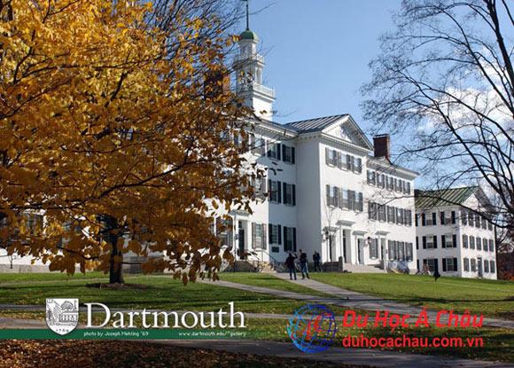 Du học Mỹ trường Đại học Dartmouth (Dartmouth College) 2020
