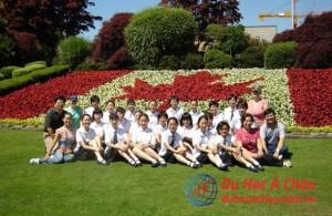 dịch vụ du học canada, chương trình trại hè ngắn hạn