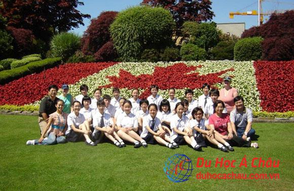 Dịch vụ du học Canada: Chương trình trại hè ngắn hạn