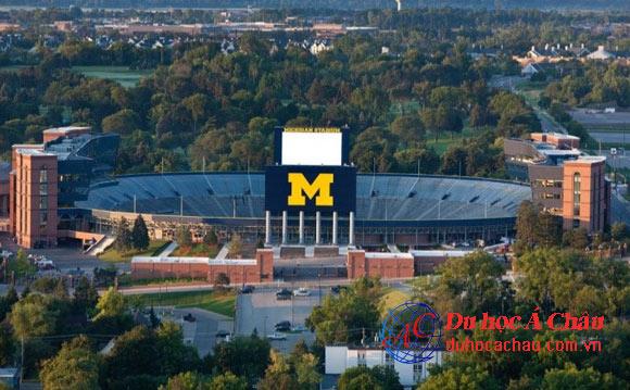 trường đại học University of Michigan