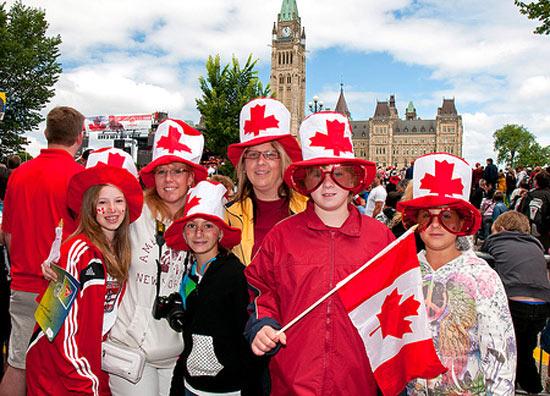 văn hóa tại canada, tư vấn du học canada