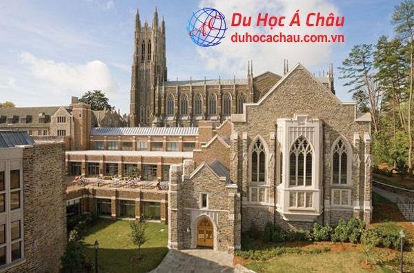 Tư vấn du học Mỹ trường đại học Duke (Duke University)
