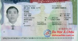 visa du lịch mỹ, tư vấn du học