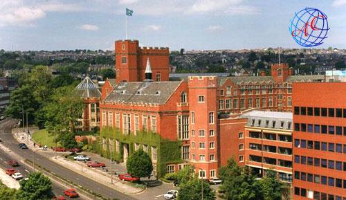 Trường đại học University of Sheffield