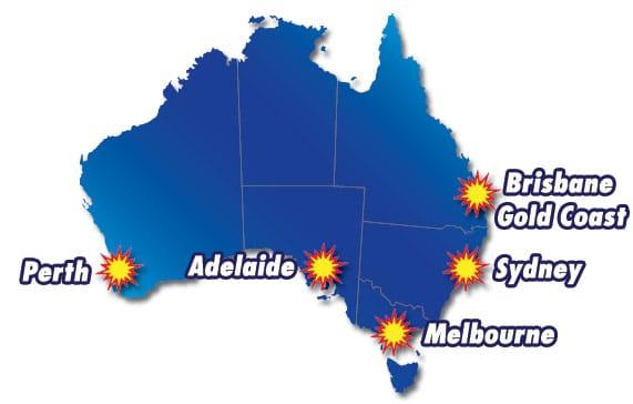 Hướng dẫn chọn trường khi du học Úc