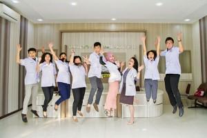 chương trình đào tạo bác sĩ nha khoa ở indonesia misd