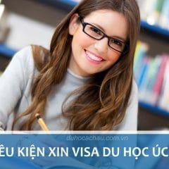 5 điều kiện xin visa du học Úc 2020 cần thiết nhất [UPDATE 2020]