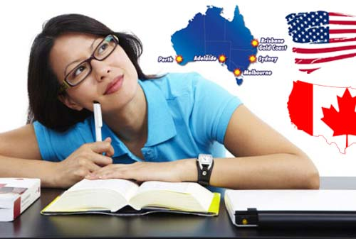 Vì sao nên chọn du học Úc thay vì Mỹ hay Canada?