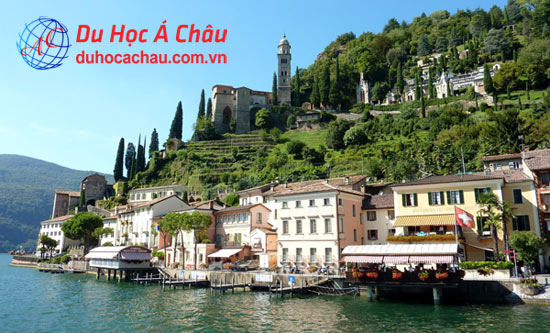Tìm kiếm thông tin du học Thụy Sĩ tại trung tâm Á Châu