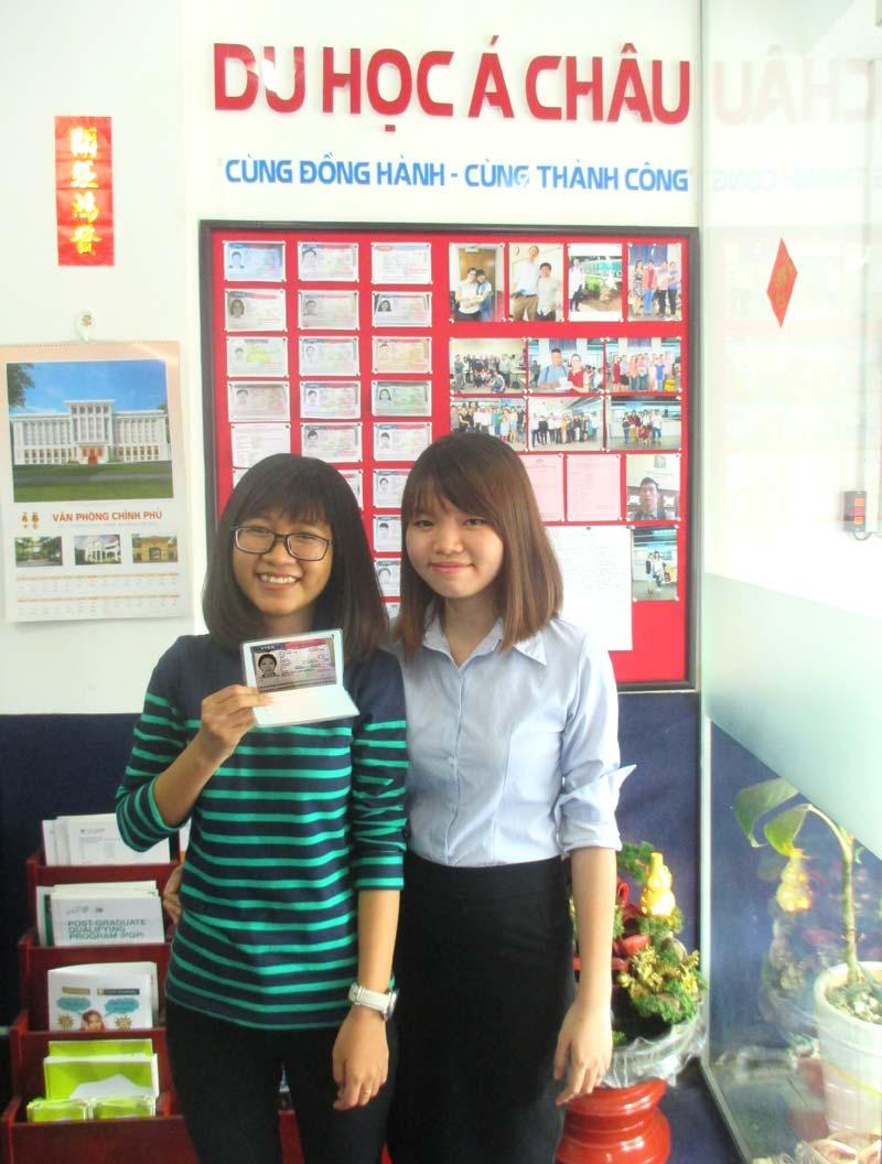 Tâm sự của du học sinh Mỹ em Phan Thị Dương