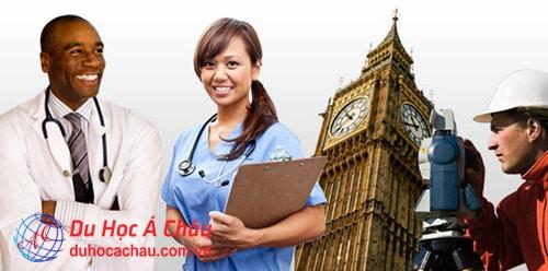 Du học Anh: học tập, làm việc và định cư