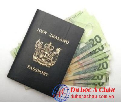 Xin visa du học New Zealand
