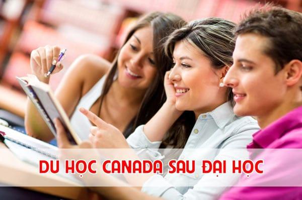 Điều kiện du học Canada sau đại học có khó không?