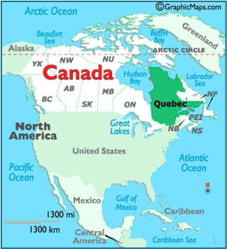 Du học Canada các trường đại học ở Quebec và Ontario