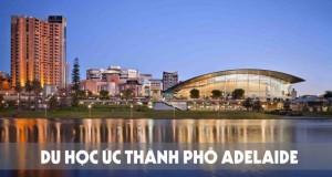 thành phố Adelaide, South Australia, du học úc