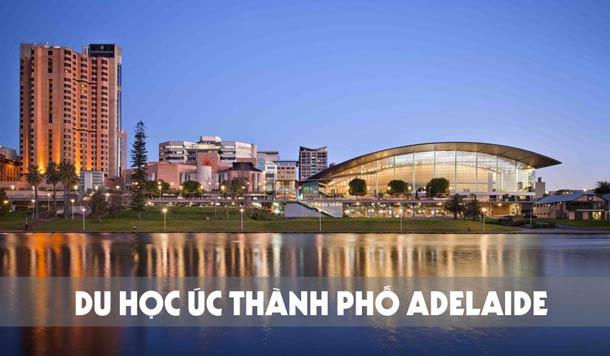 Du học Úc tại các thành phố Perth, Adelaide, Darwin