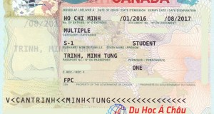 visa du học canada 2016, định cư canada