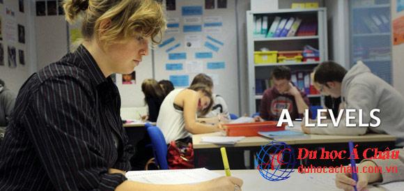 Chương trình A-level tại Anh Quốc và các thông tin cần biết