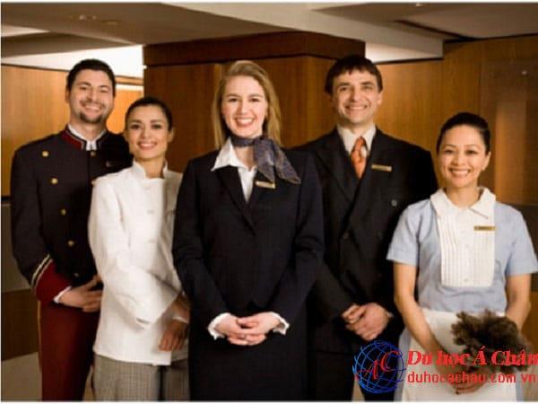 Các trường ngành quản trị khách sạn du lịch New Zealand