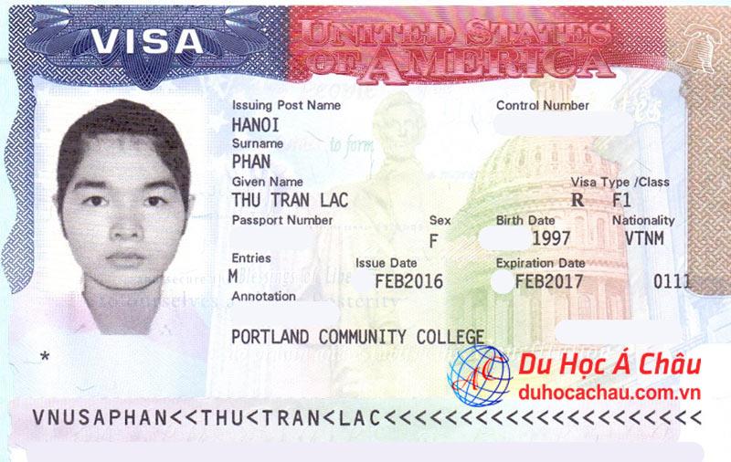 Visa du học Mỹ 2016-2017 trường Cao đẳng cộng đồng Portland Community College