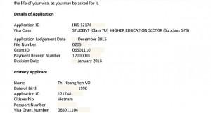 xin visa du học úc, Southern Cross University