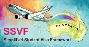 SSVF, Simplified Student Visa Framework