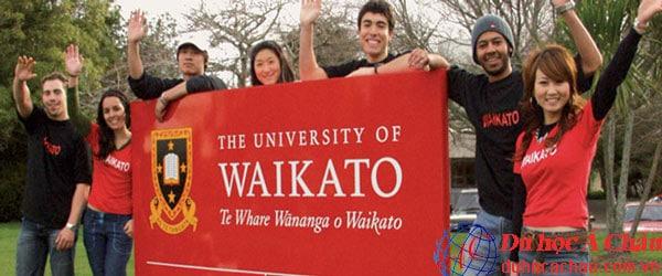 Trường Waikato New Zealand, trường đại học waikato