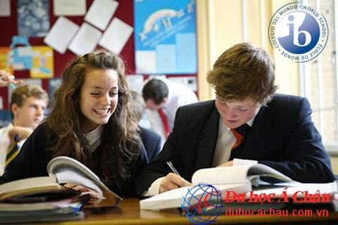Thông tin chương trình tú tài quốc tế IB tại Anh Quốc