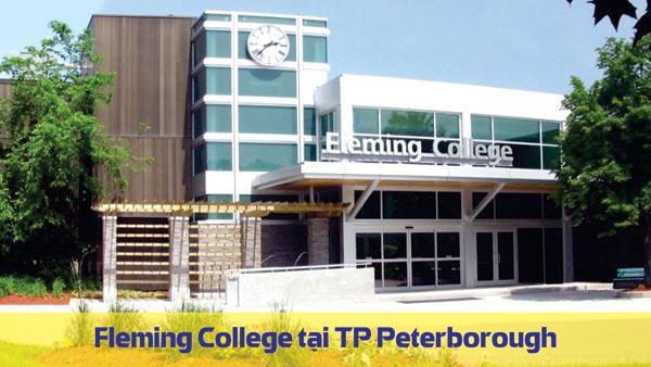 fleming college peterborough