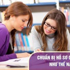 Chuẩn bị hồ sơ, thủ tục, giấy tờ xin du học Úc 2019 (ĐẦY ĐỦ)
